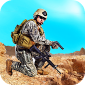 Mountain Sniper Commando Shooting Adventure