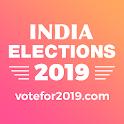India Elections 2019 icon