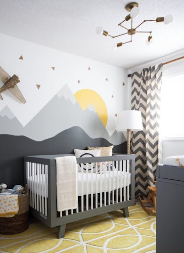 嬰兒房設計