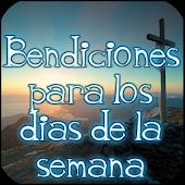 Bendiciones Para Todos Los Días De La Semana Android APK Download Free By Salomon Apps1