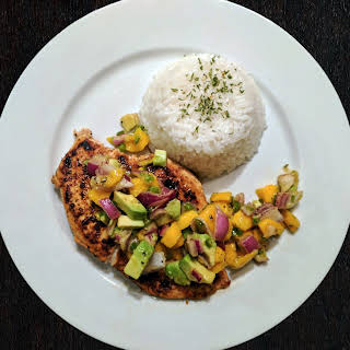 Mango Lime Chicken Recipes.