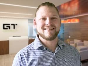 Kenny Myburgh, IT Director.
