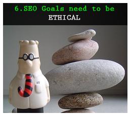 Mục tiêu SEO đạo đức