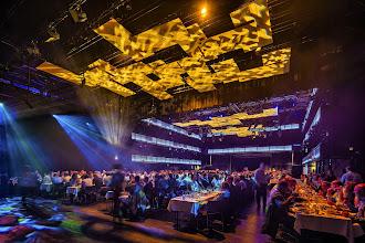 Photo: Zetlitz rigget for bankett. Foto: Sindre Ellingsen/Stavanger konserthus