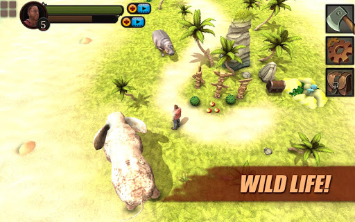 Survival Game: Lost Island 3D 3.4 screenshots 24