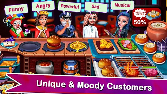 Cooking Express 2:  Chef Madness Fever Games Craze 6