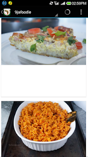 African food recipes apps on google play screenshot image forumfinder Choice Image