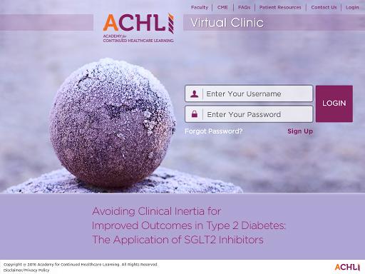 T2DM Virtual Clinic 1.0.2 screenshots 1
