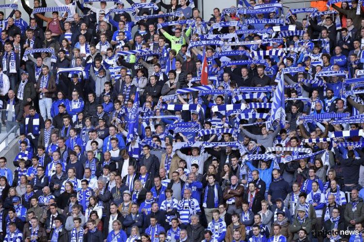 """Gent met smeekbede aan fans: """"Loop alstublieft het veld niet op bij titel"""""""