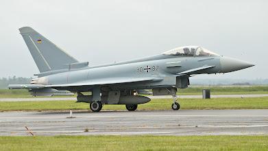 Photo: Eurofighter Typhoon (Niemcy)