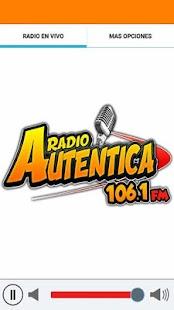 Radio Autentica - náhled