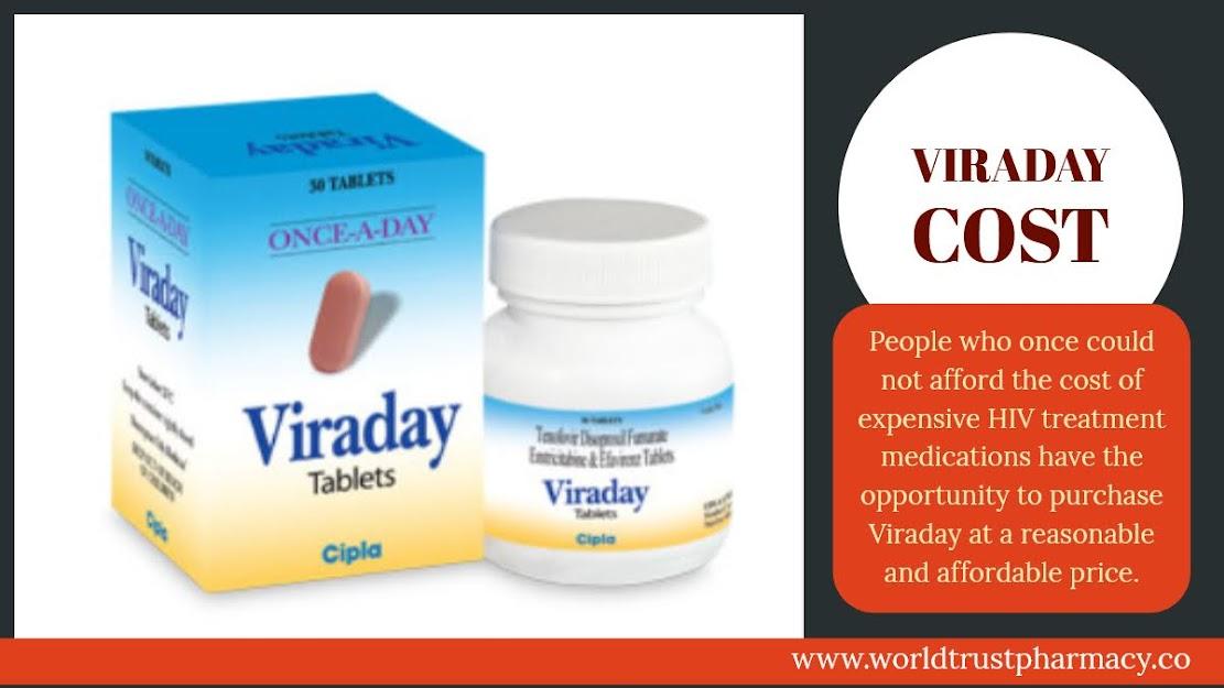 Viraday Cost