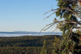 Photo: Tetons in the distance