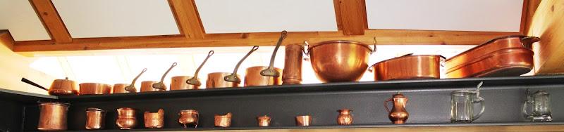 Il Rame in cucina di giorgio43