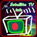 Bangladesh Satellite Info TV icon