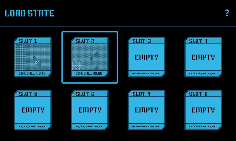 Nostalgia.GBC (GBC Emulator) screenshots