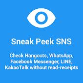 Sneak Peek messages