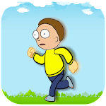 morty's adventure run Icon