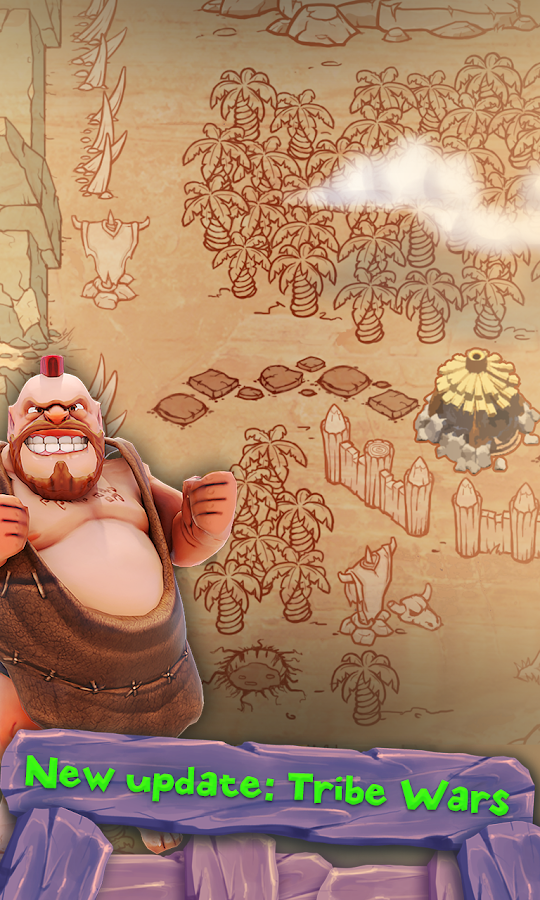 Age of Cavemen- screenshot
