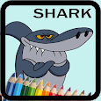 Zig and Sharko coloring book icon