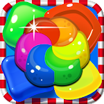 Jelly Food Match 3 Icon