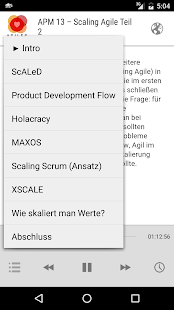 Agiles Produktmanagement- screenshot thumbnail