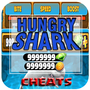 cheat For Hungry Shark Game hack - App Joke Prank! APK Download for Android