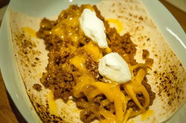 Vegetarian Tvp Tacos Recipe