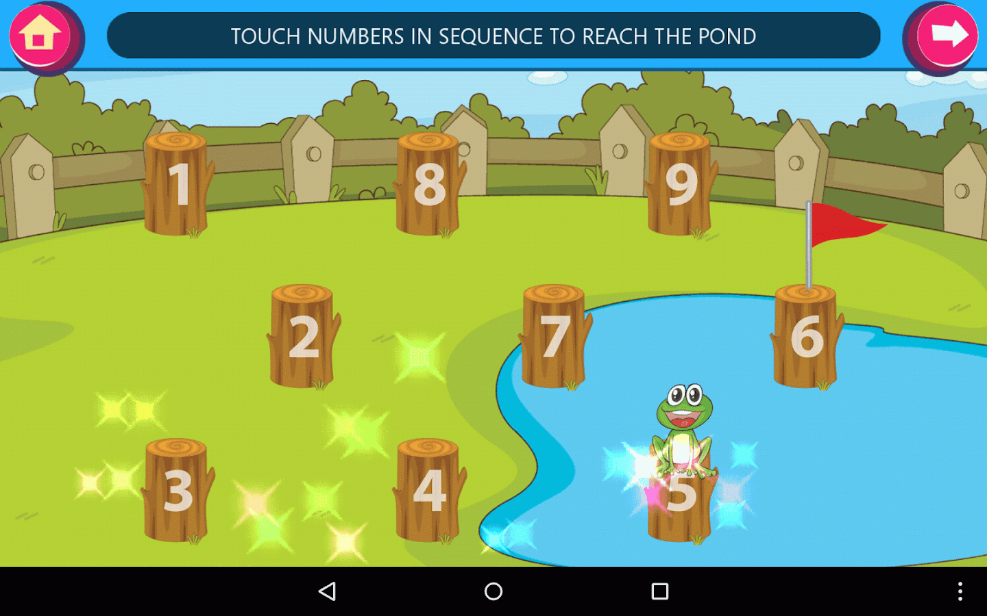 Kids Preschool Numbers & Math- screenshot