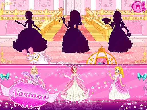 Princess Puzzle - Puzzle for Toddler, Girls Puzzle 1.1.2 Screenshots 5