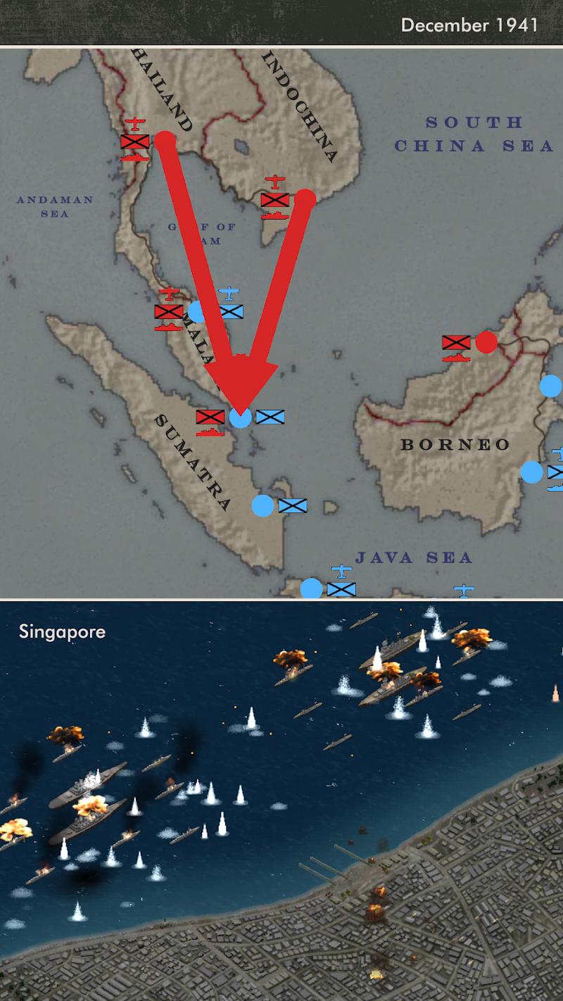 Pacific Fire Screenshot 1
