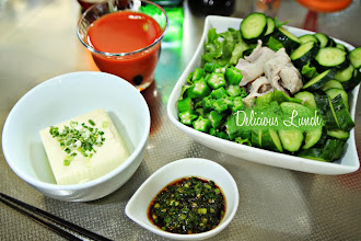 """Photo: Delicious Luch """"男子ごはん"""""""