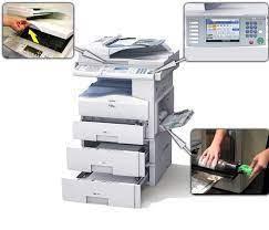 Một số bộ phận quan trọng của máy photocopy