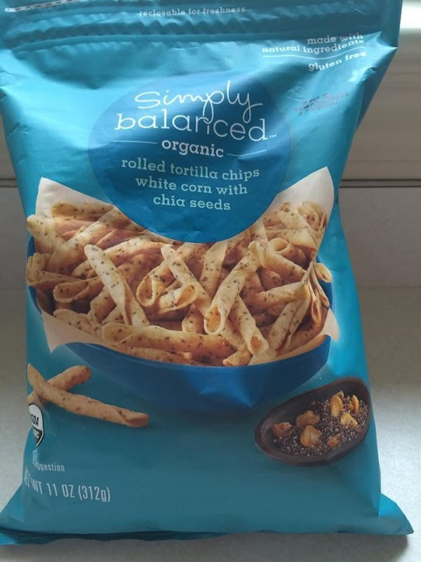 I came across these yummy rolled tortilla chips at Target and thought they would...