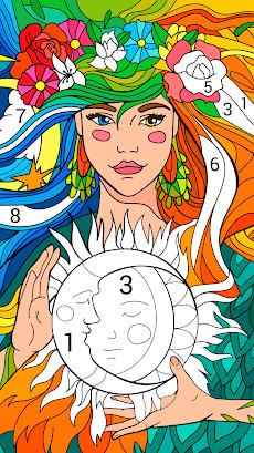 Happy Color – 数字で塗り絵。数字で色ぬりえのおすすめ画像5