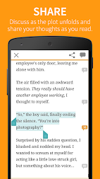 Wattpad  📖  Free Books APK screenshot thumbnail 5