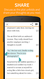 App Wattpad ? Stories you'll love APK for Windows Phone