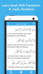 Last 20 Surahs of Quran v1.2
