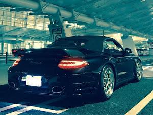 911 997MA170S Porsche 997.2 turbo S cabrioletのカスタム事例画像 bwさんの2019年10月11日21:39の投稿