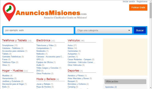 Anuncios Misiones screenshot 6