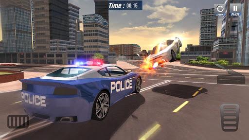 Police Car Sim 1.2 screenshots 2