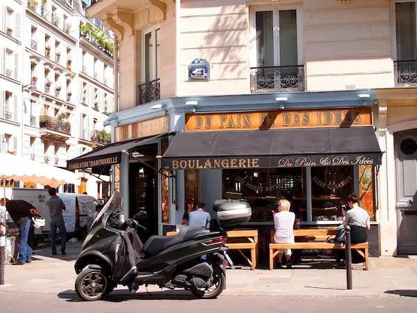 フランス旅行クレジットカードパン屋で使える?