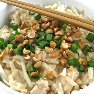 Skinnyfied Chicken Pad Thai