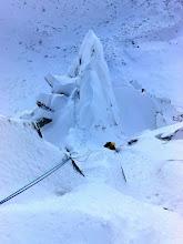 Photo: 5. dlzka (posledna lezecka)