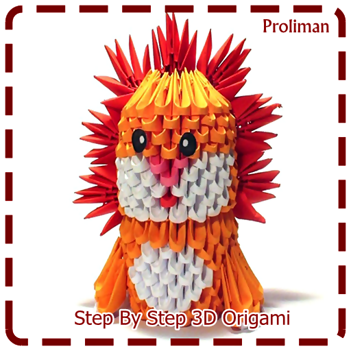 Step By Step 3D Origami