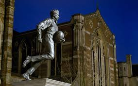 Image result for william webb ellis statue