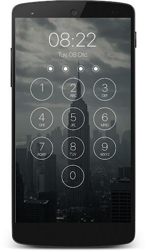 lock screen passcode 2.5.2 screenshots 2