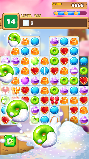 Sugar POP - Sweet Puzzle Game 1.2.6 screenshots 2