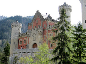 Photo: Day 41 - Schloss Neuschwanstein (Entrance to Courtyard)