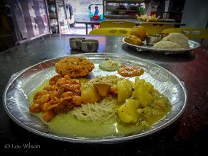 Photo: String Hopper  Breakfast In Colombo